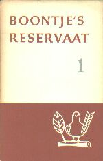 Boontje's reservaat 1