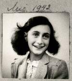Anne Frank 79 jaar geleden geboren