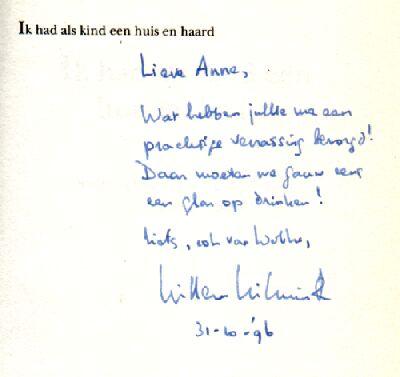 Genoeg Willem Wilmink - Bi(bli)ografie &AP23